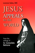 JESUS APPEALS TO TO THE WORLD