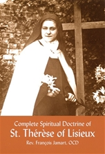 COMPLETE SPIRITUAL DOCTRINE OF ST. THÉRÈSE OF LISIEUX