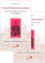 DOCTORS OF THE CHURCH, 2 VOLUMES SET<br>An Introduction to the Church's Great Teachers