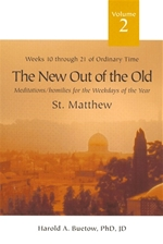 NEW OUT OF THE OLD, VOL. 2 - ST. MATTHEW