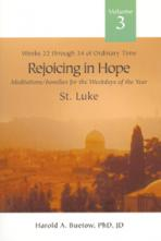 REJOICING IN HOPE, VOL. 3 - ST. LUKE<br>(Please choose Sales Catalog for Shipping Charge)