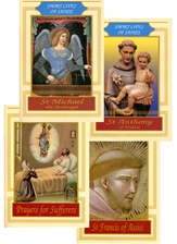 SAINTS AND PRAYERS, 4 VOL. SET<br>Short Lives of Saints