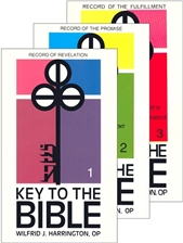 KEY TO THE BIBLE - 3 VOL. SET