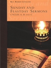 SUNDAY AND FEASTDAY SERMONS<br>Cycles A, B, and C