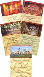 AT YOUR FINGERTIPS: 5 VOLUMES SET