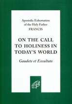 ON THE CALL TO HOLINESS IN TODAY'S WORLD