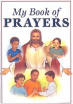 MY BOOK OF PRAYERS
