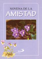 NOVENA DE LA AMISTAD<br>(Please choose Sales Catalog for Shipping Charge)