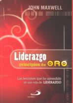 LIDERAZGO: PRINCIPIOS DE ORO<br>(Please choose Sales Catalog for Shipping Charge)