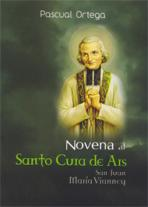 NOVENA AL SANTO CURA DE ARS<br>(Please choose Sales Catalog for Shipping Charge)