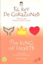 EL REY DE CORAZONES -  BILINGÜE<br>(Please choose Sales Catalog for Shipping Charge)
