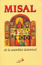 MISAL DE LA ASAMBLEA DOMINICAL<br>(Please choose Sales Catalog for Shipping Charge)