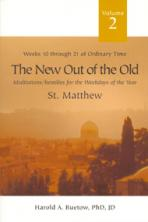 THE NEW OUT OF THE OLD, VOL. 2 - ST. MATTHEW<br>(Please choose Sales Catalog for Shipping Charge)