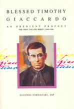 BLESSED TIMOTHY GIACCARDO<br>(Please choose Sales Catalog for Shipping Charge)