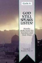 GOD STILL SPEAKS: LISTEN! CYCLE A<br>(Please choose Sales Catalog for Shipping Charge)