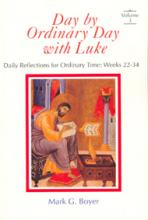 DAY BY ORDINARY DAY WITH LUKE, VOL. 3<br>Weeks 22-34 of Ordinary Time