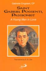 SAINT GABRIEL POSSENTI, PASSIONIST<br>(Please choose Sales Catalog for Shipping Charge)