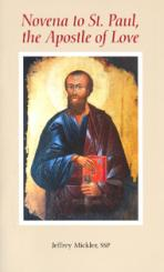 NOVENA TO ST. PAUL<br>The Apostle of Love<br>(Please choose Sales Catalog for Shipping Charge)