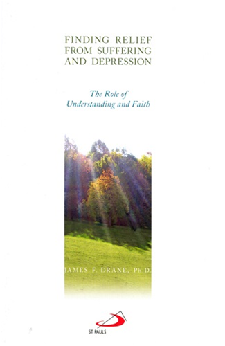 FINDING RELIEF FROM SUFFERING AND DEPRESSION