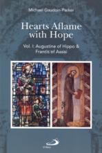 HEARTS AFLAME WITH HOPE - VOL. 1<br>Augustine of Hippo & Francis of Assisi<br>(Please choose Sales Catalog for Shipping Charge)