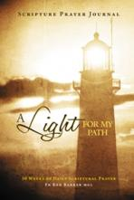 LIGHT FOR MY PATH<br>Scripture Prayer Journal