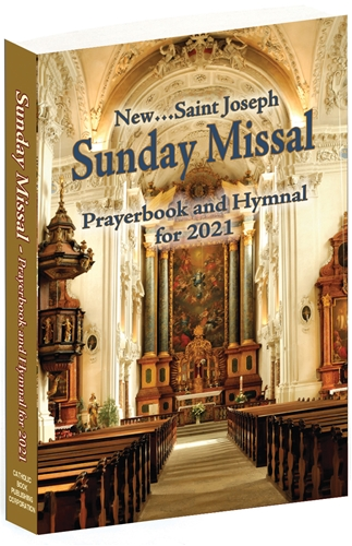 SUNDAY MISSAL<br>Prayerbook and Hymnal for 2021
