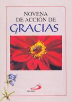 NOVENA DE ACCIÓN DE GRACIAS<br>(Please choose Sales Catalog for Shipping Charge)