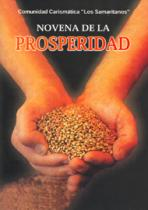 NOVENA DE LA PROSPERIDAD<br>(Please choose Sales Catalog for Shipping Charge)